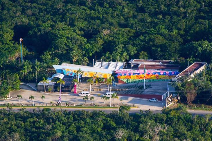 Cozumel Parks picture of Discover Mexico park