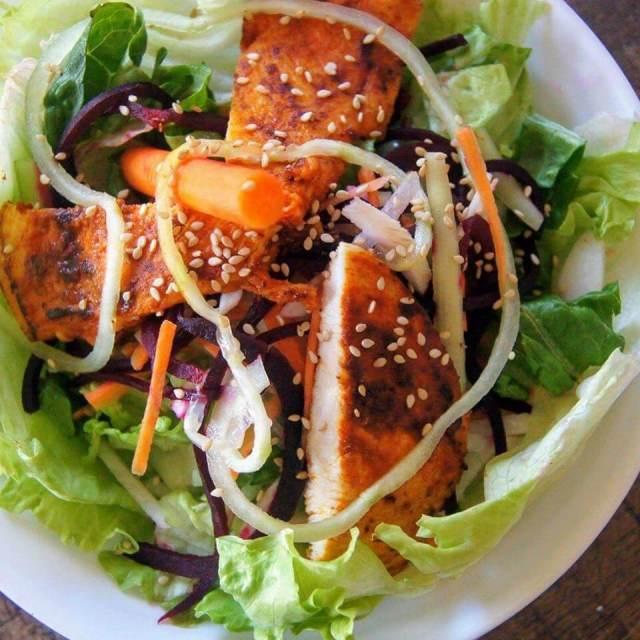 La Rumba Cozumel Salad