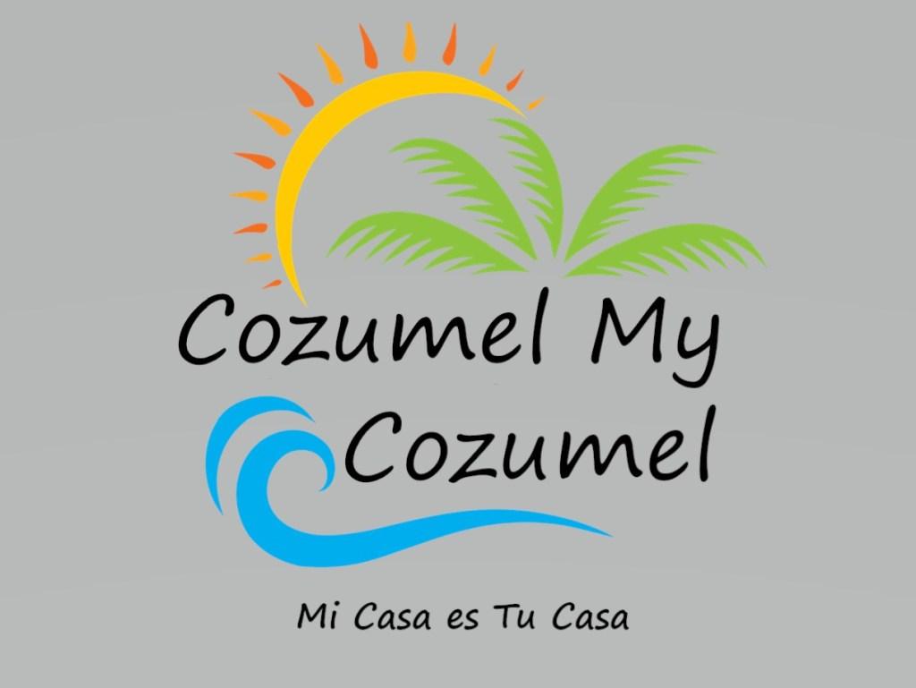 Cozumel My Cozumel transparent logo