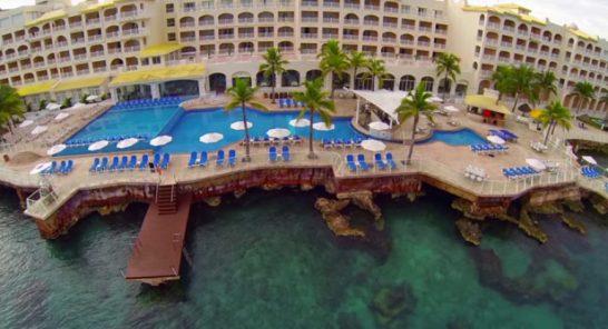 Cozumel Palace dive resort
