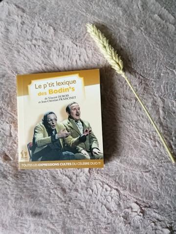 Le P'tit Lexique Des Bodin's : p'tit, lexique, bodin's, BlossomSpringChallenge, #MagicalReadathon, P'tit, Lexique, Bodin's,, Vincent, DUBOIS, Jean-Christian, FRASCINET, Books