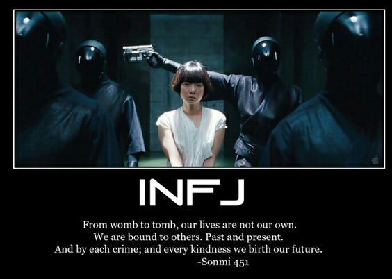 INFJ or INFP? The deal-breaker – Cozy and Pink!