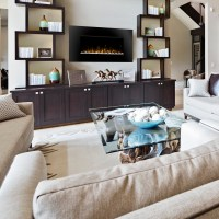 Dimplex Contempra Wall-mount Electric Fireplace: DWF5252B