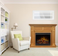 Electric Fireplaces, Fireplaces, Mantels Wilson Mantel ...