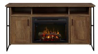 Dimplex Tyson Media Console Electric Fireplace: GDS26L8-1873FM
