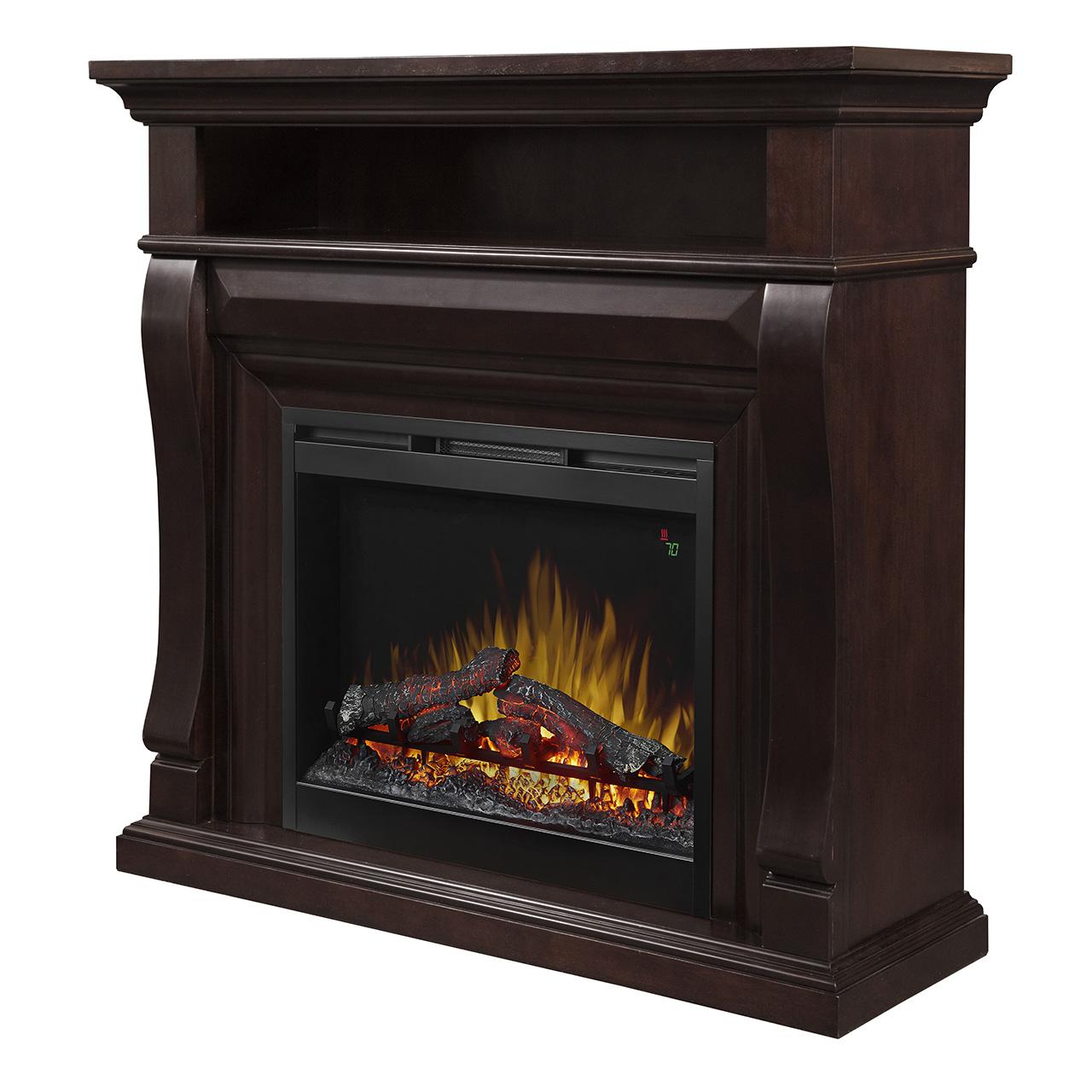 Electric Fireplaces, Fireplaces, Mantels Noah Media