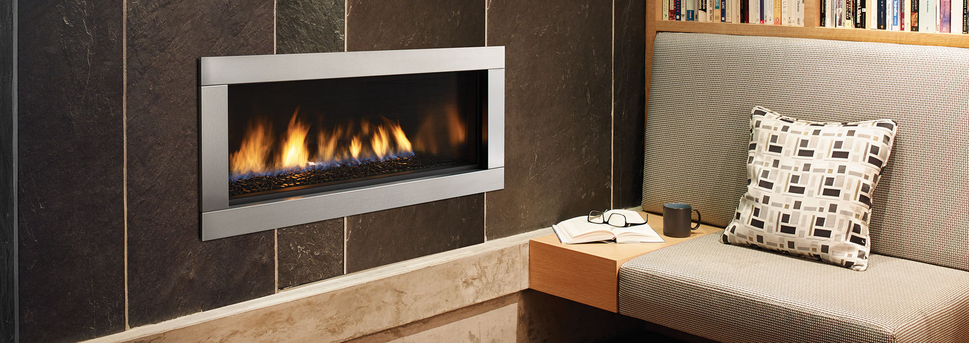 Regency Horizon HZ30E Contemporary Gas Fireplace  Toronto Best Price