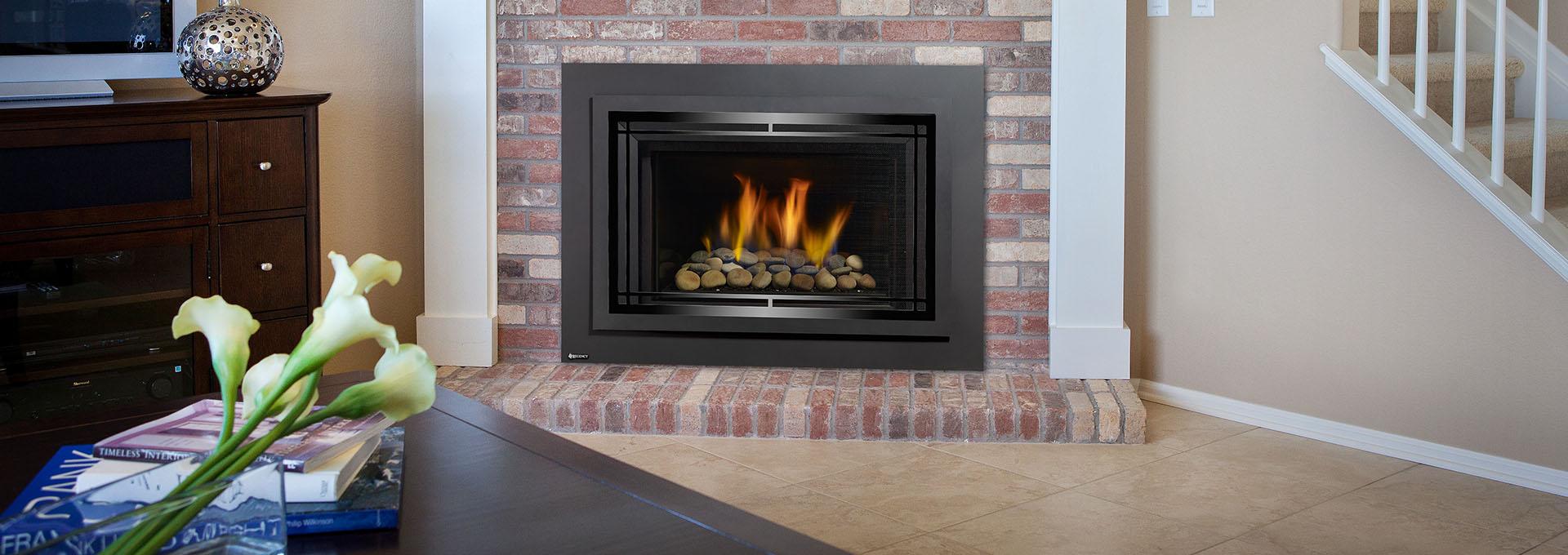 Regency Horizon HRI4E Gas Insert  Toronto Best Fireplace