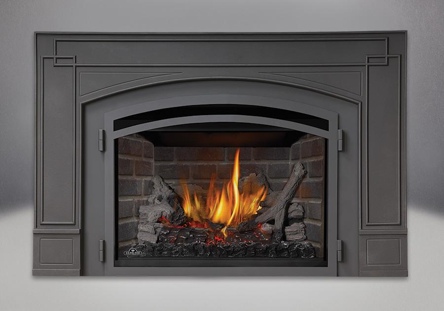 Napoleon Infrared X3 Gas Fireplace Insert  Best Toronto Price