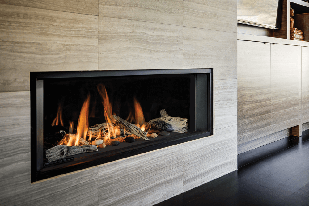 Valor L1 Linear Series Gas Fireplace  1500JNJP  ZeroClearance