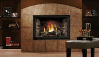 Kingsman HBZDV3624/28 Direct Vent Gas Fireplace | Toronto ...