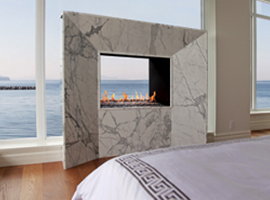Montigo R Series Indoor Outdoor  Linear Glass Stones