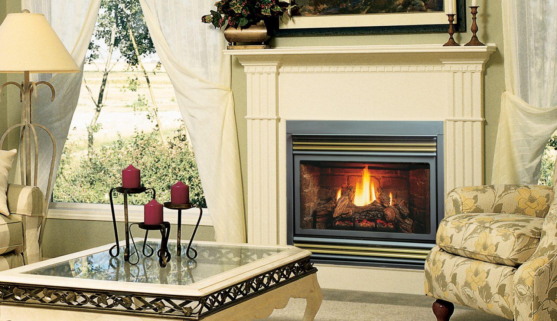 Kingsman ZV3600 Vented Gas Fireplace  Toronto Best Price