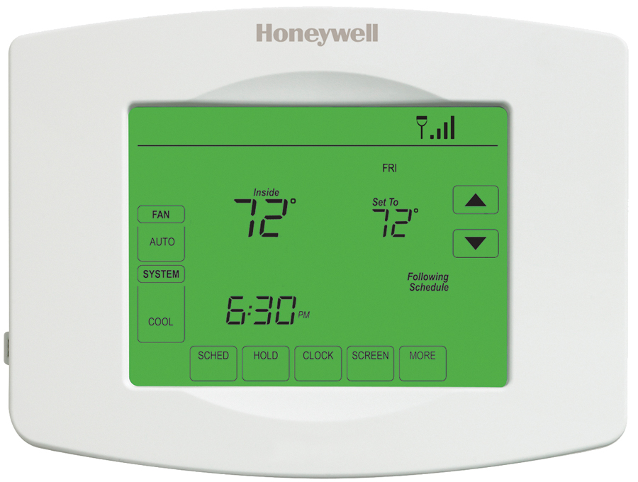 honeywell fcu thermostat wiring diagram solar panel controller wi-fi 7-day programmable touchscreen in toronto