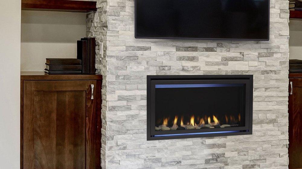 medium resolution of  majestic jade series gas fireplace jade32
