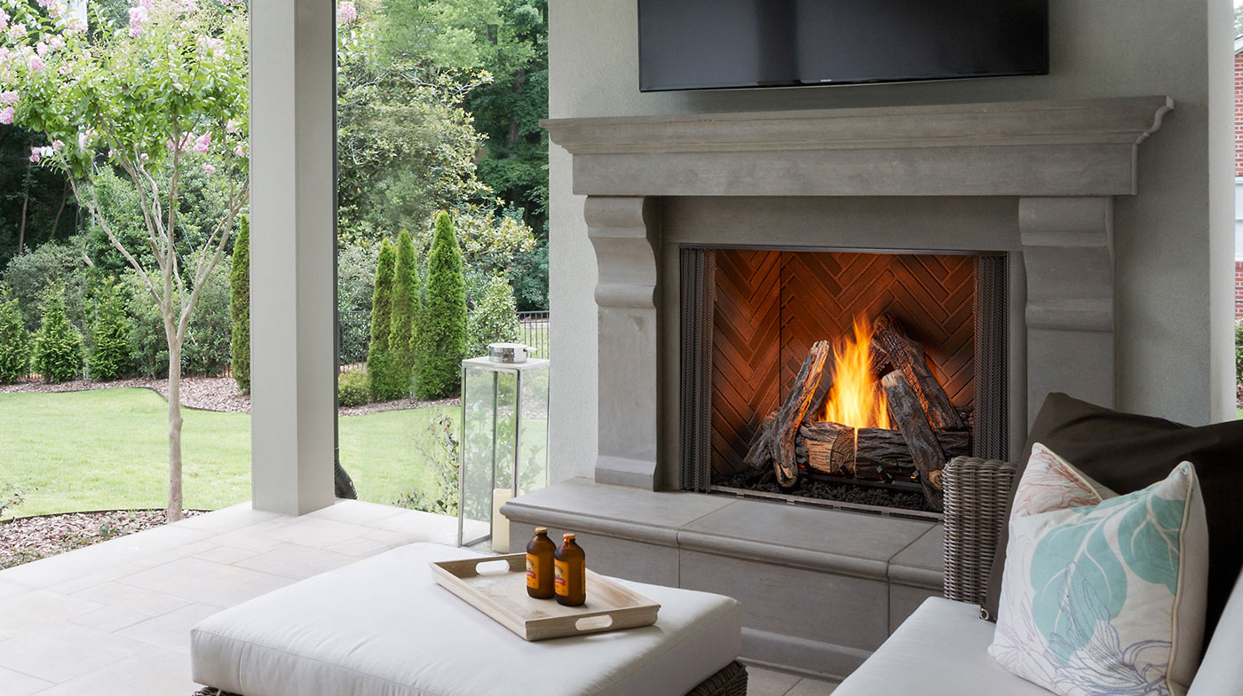Majestic Courtyard Gas Fireplace  Toronto Best Price