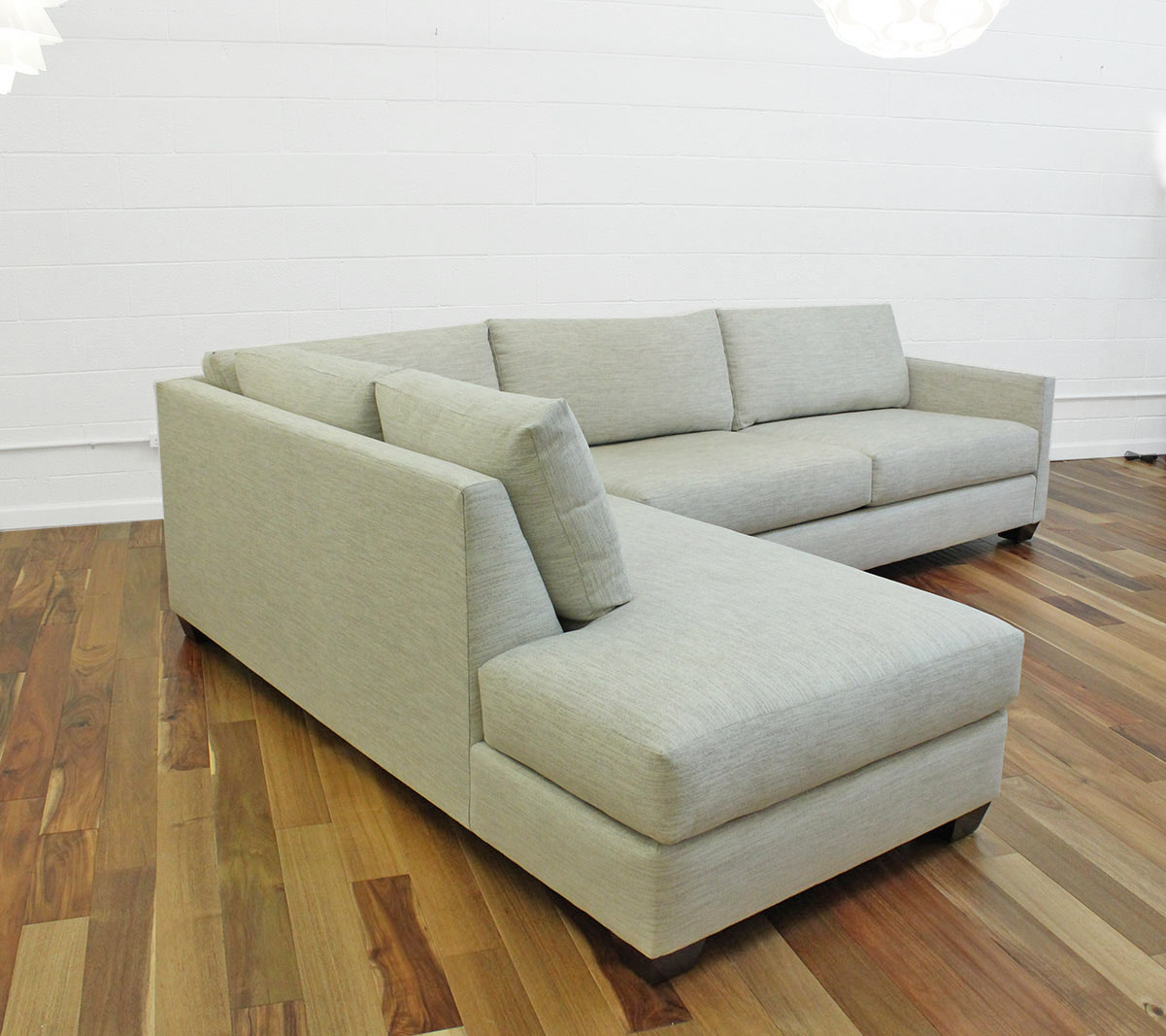 living room couch and 2 chairs small storage unit for damon sofa with bumper chaise sectional - cozy sf