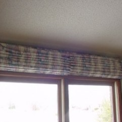 Red Kitchen Valance Green Towels Gallery Of Installed Insulated Window Coverings: Cozy Curtains