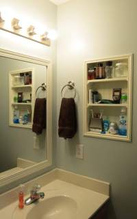 Creative bathroom medicine cabinet designs