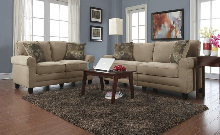 Review Serta Rta Copenhagen Collection Loveseat Cozy