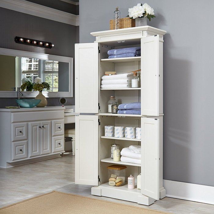 [Review] Home Styles Americana Pantry Storage Cabinet