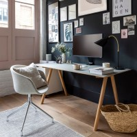 170 Nifty and Interesting Home Office Design Tips and Ideas