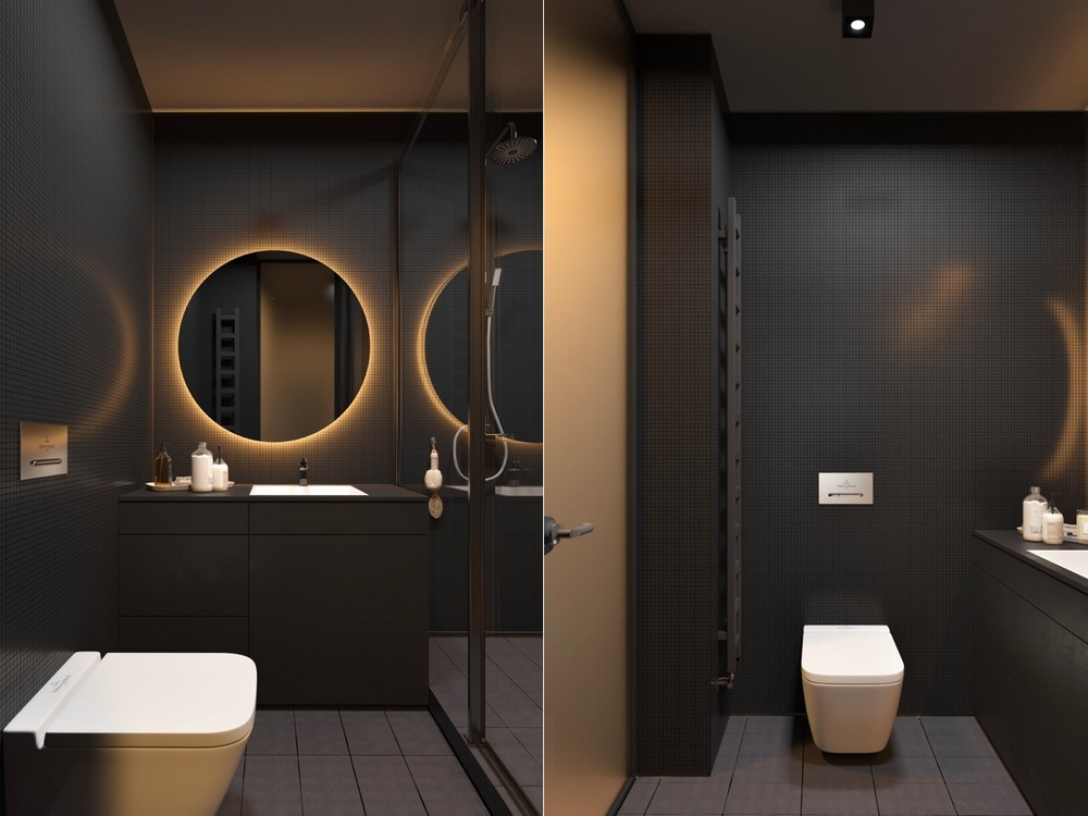 Top 30 Modern Toilet Design Ideas That Look Great Cozyhouse Blog