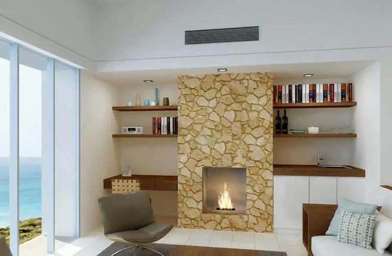 Ideas For Interior Design Fireplaces  CozyHouzecom