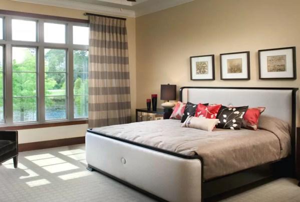 master bedroom interior design ideas Ideas For Master Bedroom Interior Design | CozyHouze.com