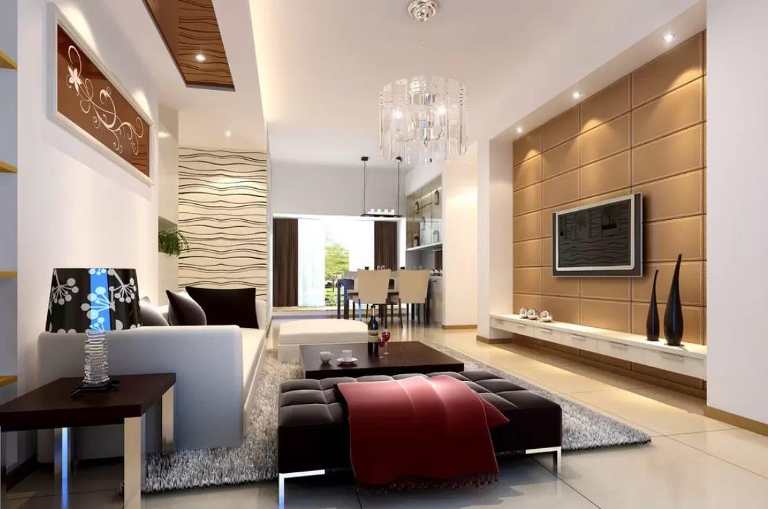 Various Living Room Design Ideas