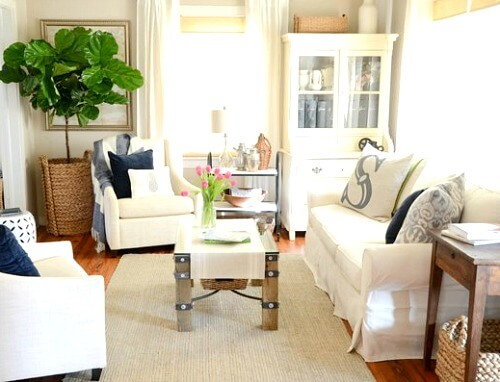 Ideas For Small Living Room Furniture Arrangements