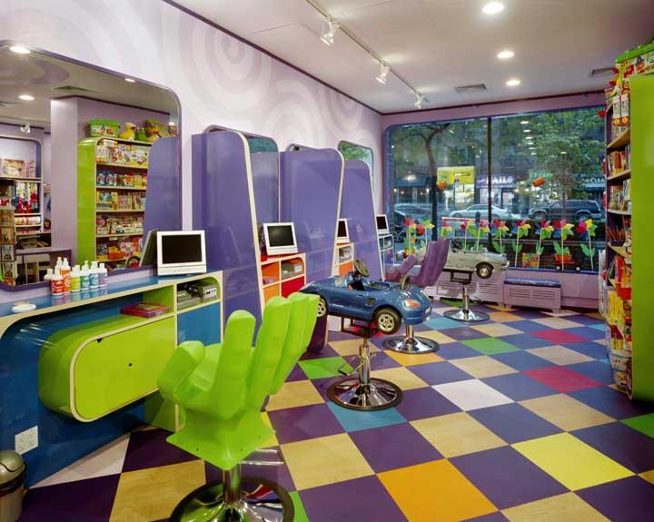 1 kids hair salon