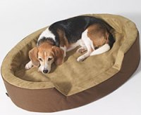 Duo Temperature Heated and Cooled Dog Bed ...