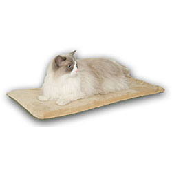 Thermo Kitty Mat: Indoor Heated Cat Mat
