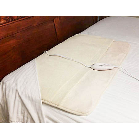 Electric Foot Of The Bed Warmer Stops Cold Feet