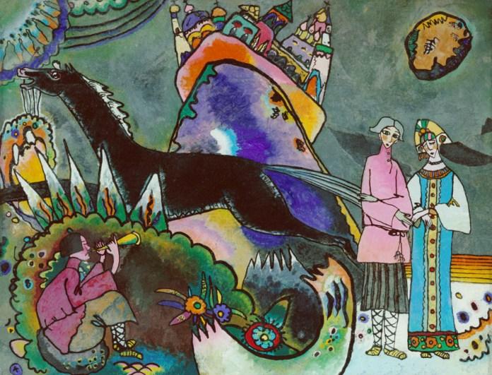 Выставка Кандинского