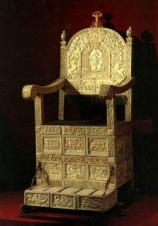 Венчание на царство Ивана IV Грозного