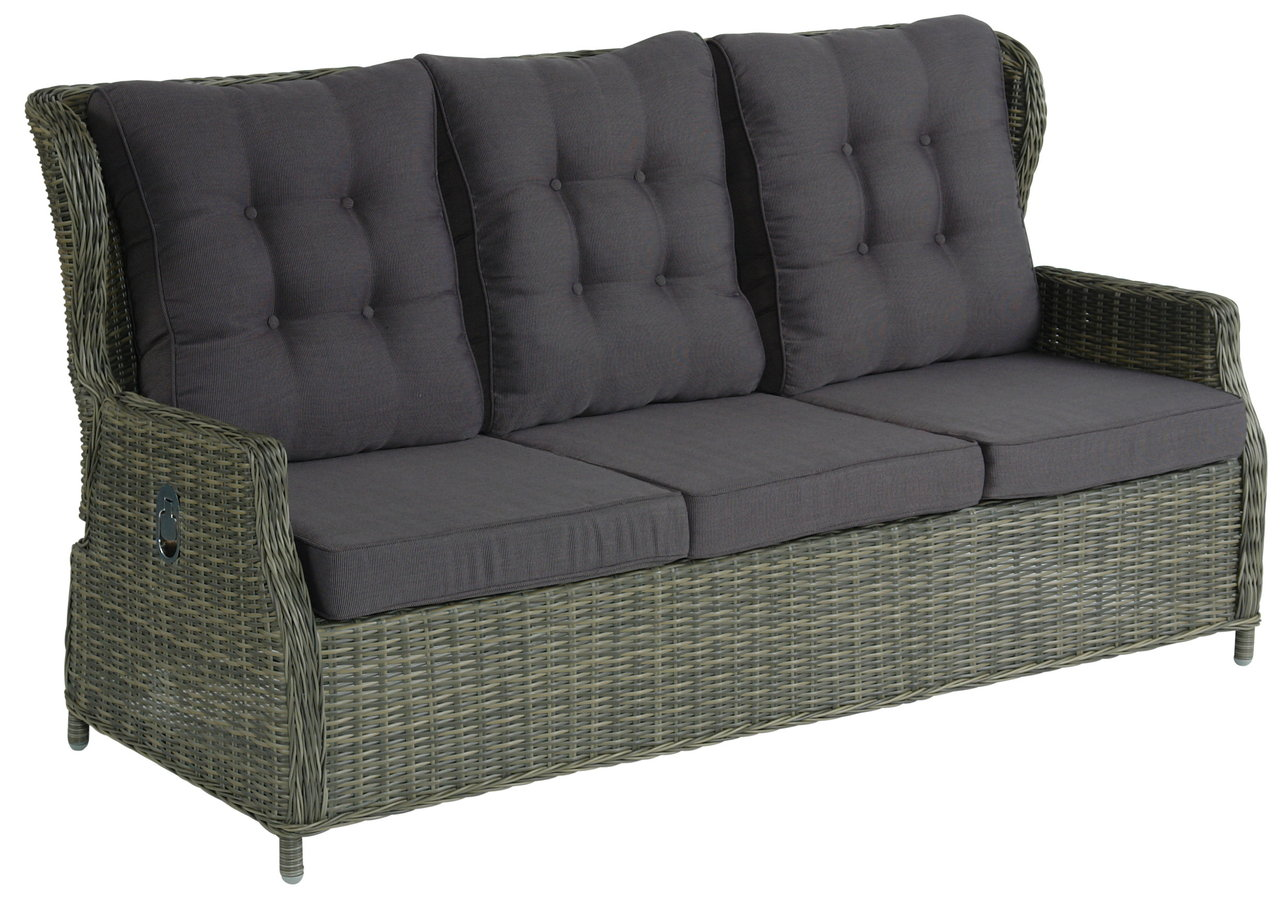 leona sofa bed miami fabric corner with storage 3 seater gastronomy furniture large selection cp
