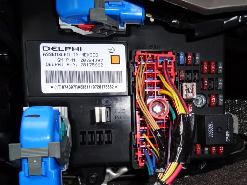 small resolution of 2014 chevy cruze fuse box