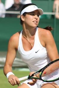 アイラ・トムリャノビッチ   テニス選手