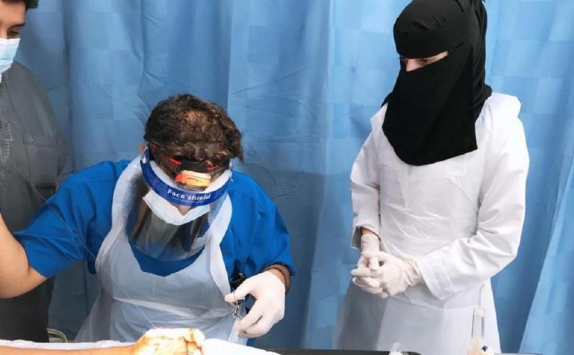 70 حالة قطع يد وجروح عرضية بسبب ذبح الأضاحي تستقبلها مستشفى الملك فهد ببريدة