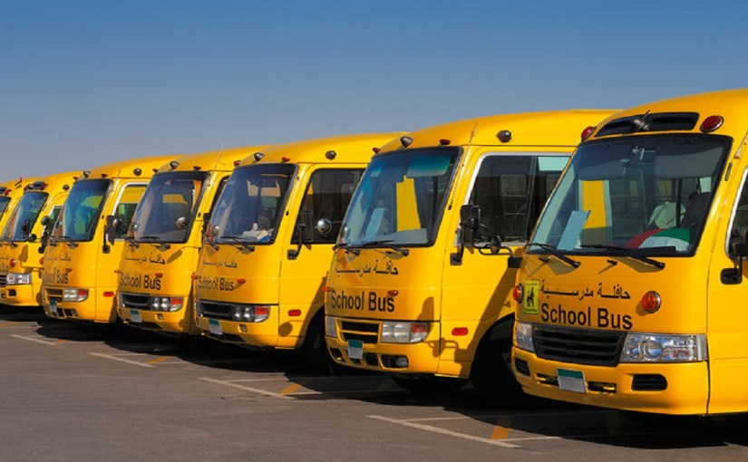 التعليم تعلن فتح باب التسجيل في خدمة النقل المدرسي