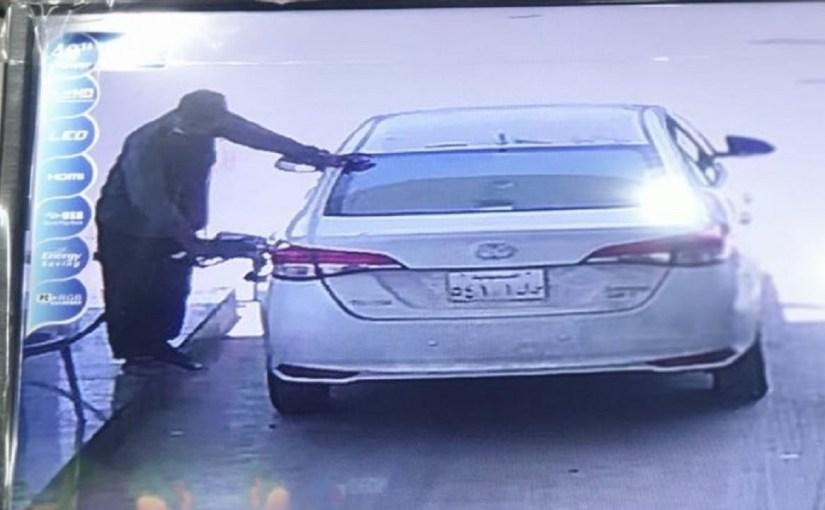 ضبط لص سرق سيارة امرأة ودهسها هاربًا بالعارضة