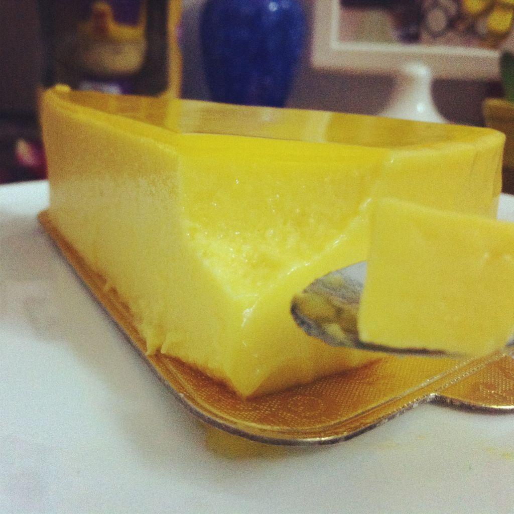 芒果慕斯蛋糕的做法_菜譜_豆果美食