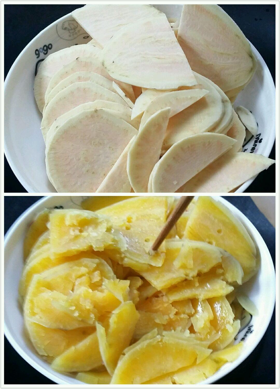 南瓜饅頭怎么做_南瓜饅頭的做法_豆果美食