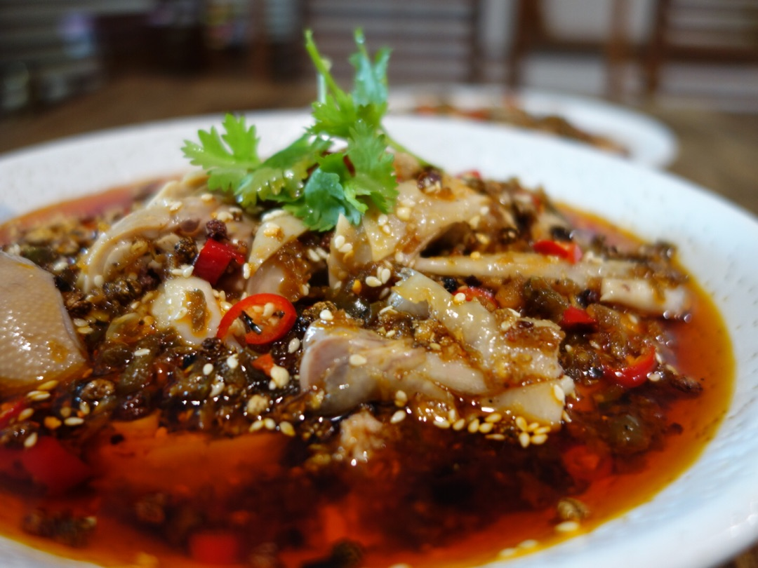川味口水雞的做法_【圖解】川味口水雞怎么做如何做好吃_川味口水雞家常做法大全_飄泊的湖_豆果美食