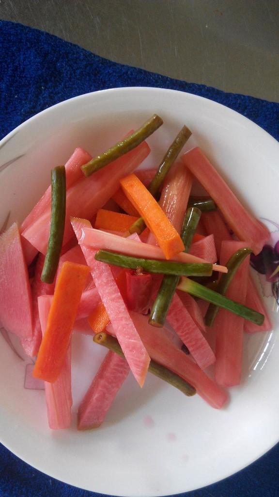 自制泡菜的做法_【圖解】自制泡菜怎么做如何做好吃_自制泡菜家常做法大全_小果菜譜_豆果美食