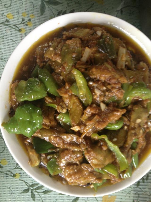家常燒茄子的做法_【圖解】家常燒茄子怎么做如何做好吃_家常燒茄子家常做法大全_UnaHuang_豆果美食