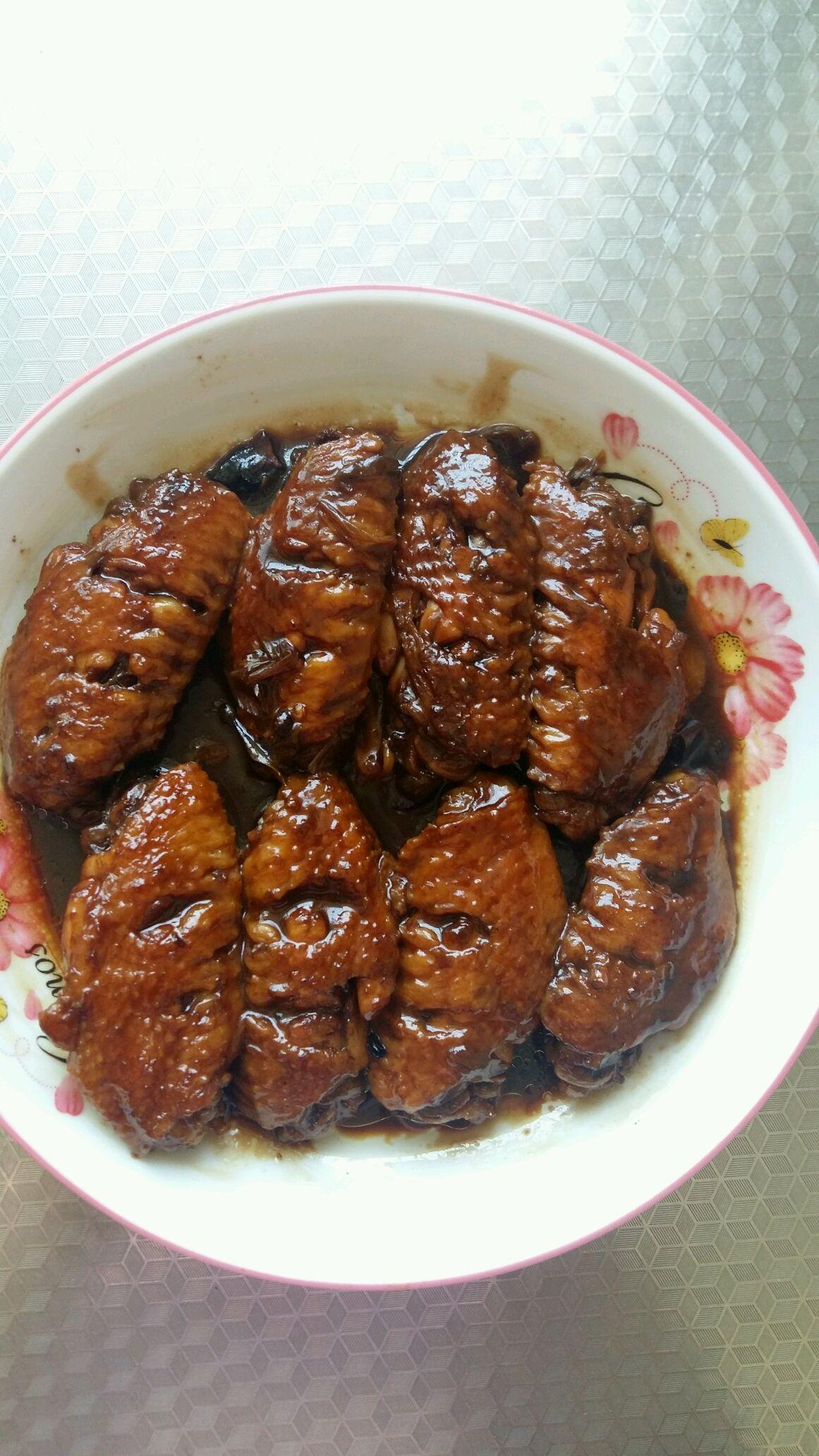 可樂雞翅的做法_【圖解】可樂雞翅怎么做如何做好吃_可樂雞翅家常做法大全_風雨麗人yl_豆果美食