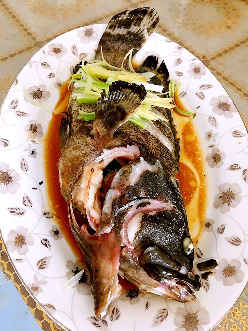清蒸石斑魚的做法_菜譜_豆果美食